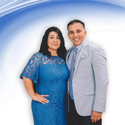 Pastores Mauricio y Mary Elizondo